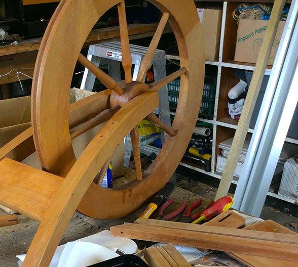 Wheel Servicing & Repair